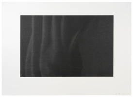 MACS - Lithographie - Edith Dekyndt, Static Sound 1